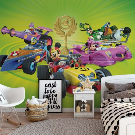 Easy to apply wallpaper Daisy Donald Ducks Goofy Disney